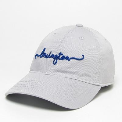 Lexington Script Twill Crew Hat