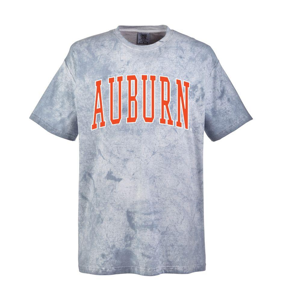 Auburn Summit Colorblast Arch Short Sleeve Tee