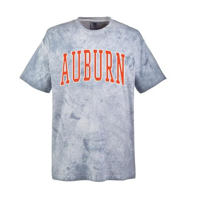 Auburn Summit Colorblast Arch Short Sleeve Tee
