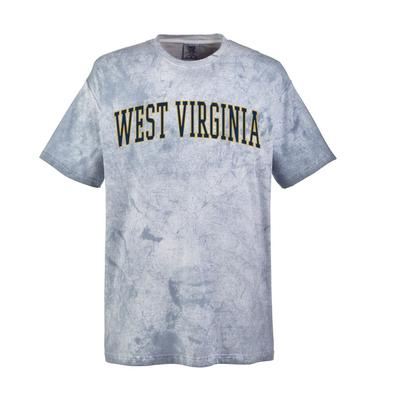 West Virginia Summit Colorblast Arch Short Sleeve Tee