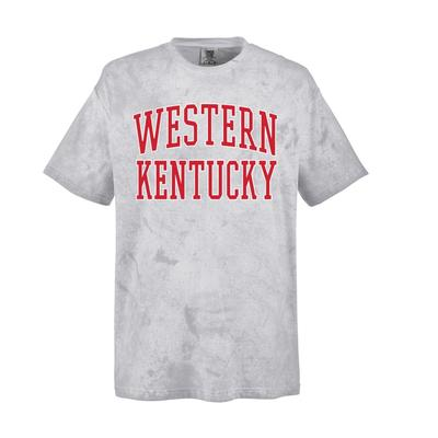 Western Kentucky Summit Colorblast Arch Short Sleeve Tee