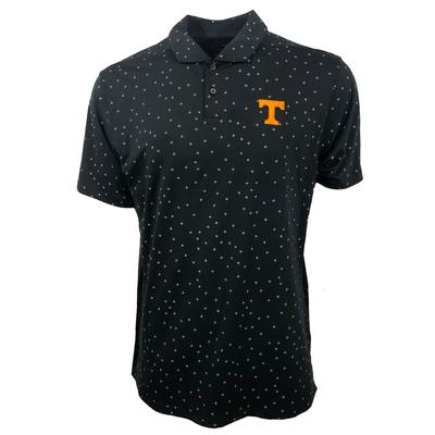 Tennessee Nike Golf Men's Capor Micro Print Polo