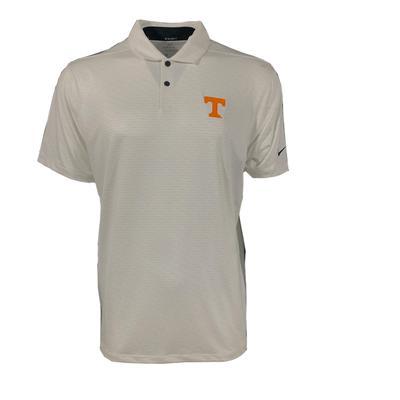 Tennessee Nike Golf Men's Vapor Micro Stripe Polo