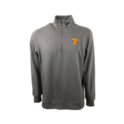 Tennessee Nike Golf Men's Player Half Zip Pullover DUST