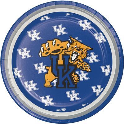 Kentucky Luncheon Paper Plate Set