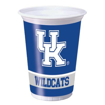 Kentucky 20 oz Plastic Cup Set
