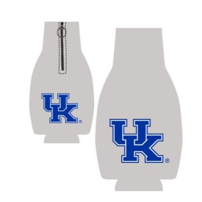 Kentucky UK Logo Zipper Bottle Hugger