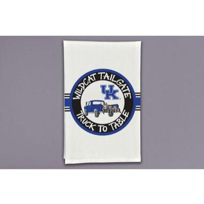 Kentucky Magnolia Lane Truck Hand Towel