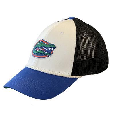 Florida Nike 3 Tone Trucker Rope Hat