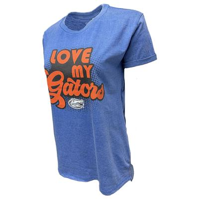Florida Pressbox Aubrey Vintage Wash Short Sleeve Tee