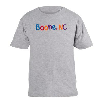 Boone Toddler Boone State Multi-color Tee