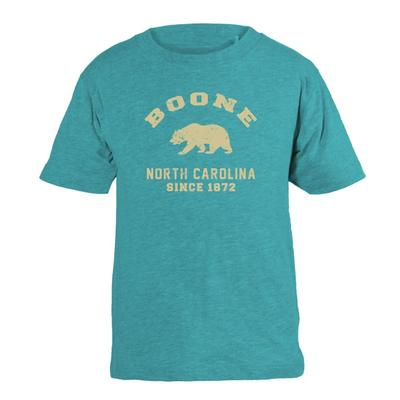 Boone Toddler Bear Arch Short Sleeve Tee
