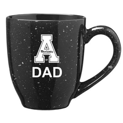 Appalachian State Speckled Dad Mug