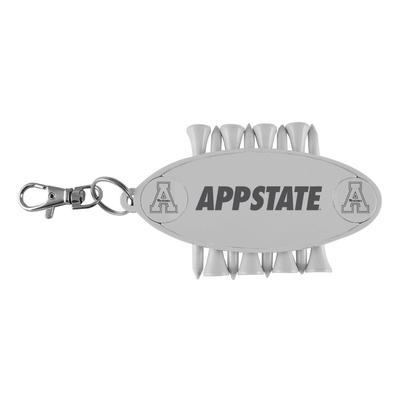 Appalachian State App State Caddy Bag Tag