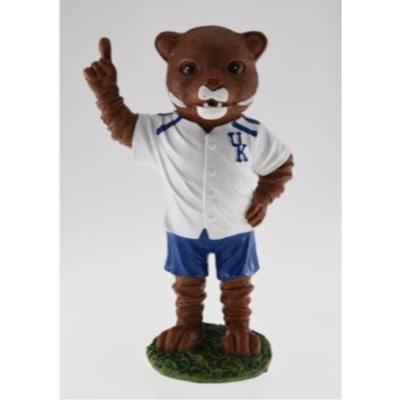 Kentucky Mascot Painted Figurine