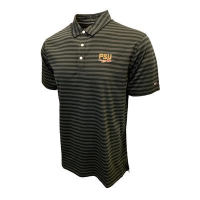 Florida State Nike Golf Men's Player Stripe Polo