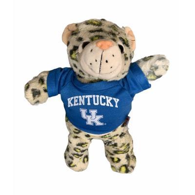 Kentucky 8' Plush Leopard Plush