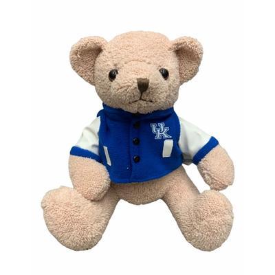 Kentucky Theodore Bear with Varsity Jacket Plush