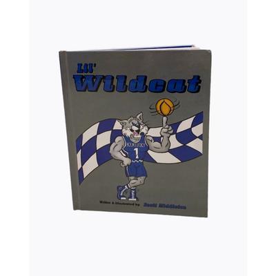 Kentucky Lil' Wildcat Book