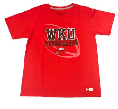 Western Kentucky Youth Football Icon T-Shirt