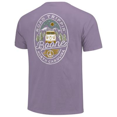 Boone Road Trip Oval Short Sleeve Comfort Colors Tee