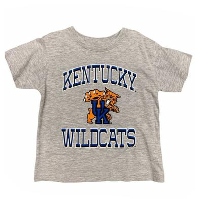 Kentucky Gen2 Toddler Arch with Wildcat Logo Tee
