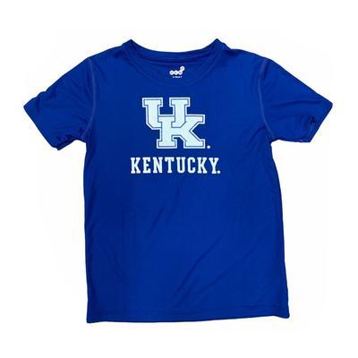 Kentucky Gen2 YOUTH Ex Mach Basketball Dri-fit Short Sleeve Tee