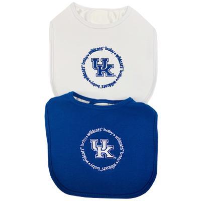 Kentucky Baby Bib 2 Pack