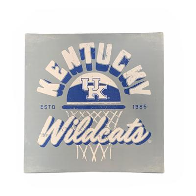 Kentucky Legacy Clutch Shot Canvas
