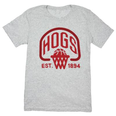 B Unlimited Hogs Basketball Triblend Tee