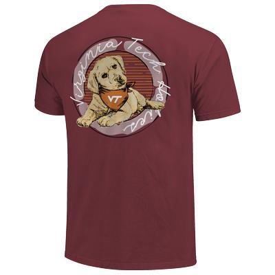 Virginia Tech Comfort Colors Good Dog T-Shirt