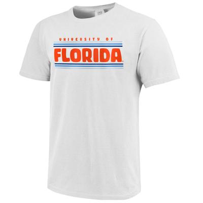 Florida Image One Tripe Strip Comfort Color Tee