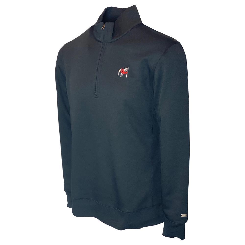 Georgia Nike Golf Men's Player Half Zip Pullover