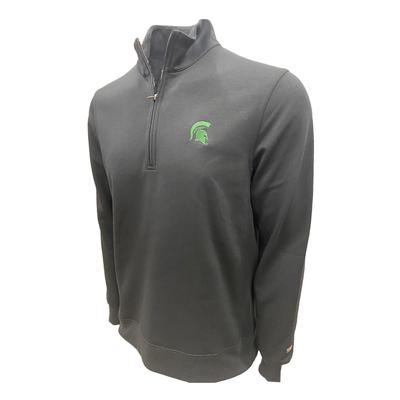 Michigan State Nike Golf Men's Player Half Zip Pullover