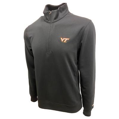 Virginia Tech Nike Golf Men's Player Half Zip Pullover