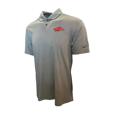 Arkansas Nike Golf Men's Vapor Texture Polo