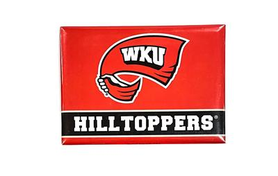 Western Kentucky Fridge Magnet