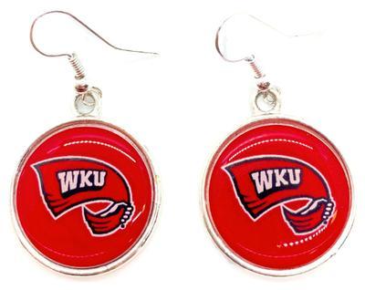Western Kentucky Leah Earrings