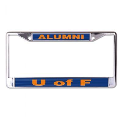 Florida U of F Alumni License Plate Frame