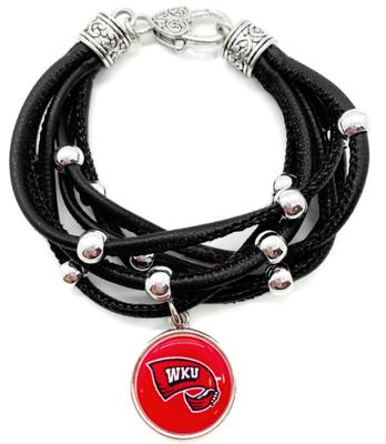 Western Kentucky Lindy Bracelet