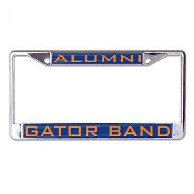 Florida Gator Band Alumni License Plate Frame