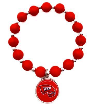 Western Kentucky Leah Bracelet