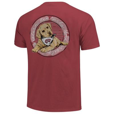 Western Kentucky Good Dog Comfort Color Women's Short Sleeve Tee