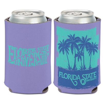 Florida State Palm Tree Can Cooler