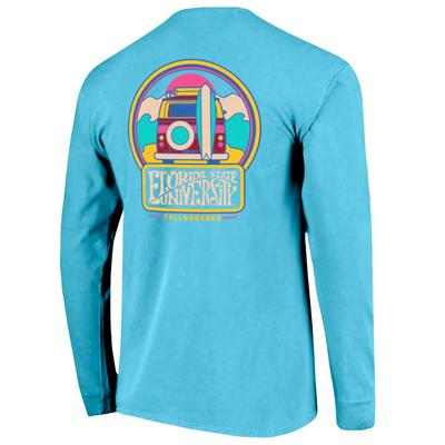 Florida State Spring Break Comfort Colors Long Sleeve Tee
