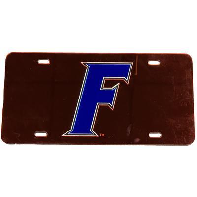 Florida F Logo License Plate