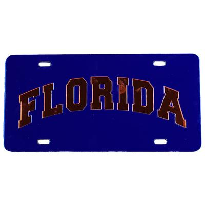 Florida Arch License Plate