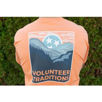 Tennessee Volunteer Traditions Blue Ridge Pocket Tee