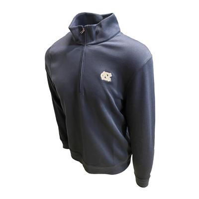 UNC Nike Golf Men's Player Half Zip Pullover