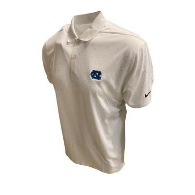 UNC Nike Golf Men's Vapor Micro Stripe Polo